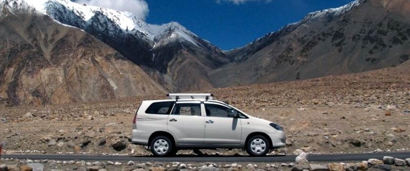 Leh ladakh Taxi Service | Trip Leh Ladakh